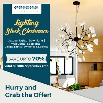 Lighting Stock Clearance | Lighting Fixtures On Sale | Upto 70% Off