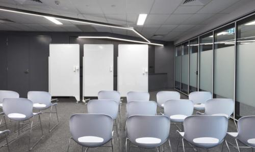 Office furniture fit-out Perth